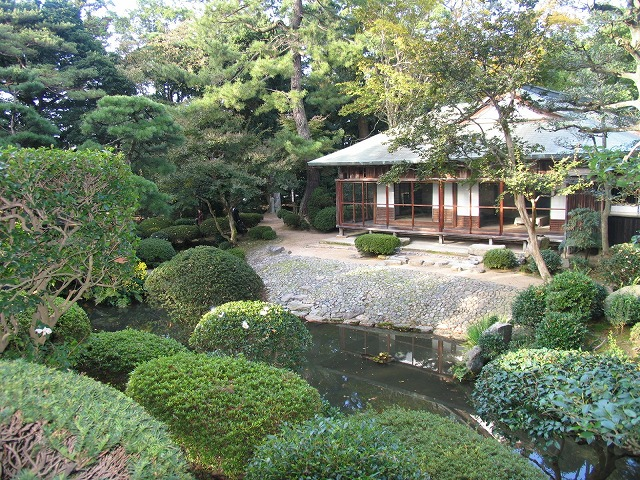 柴田氏庭園