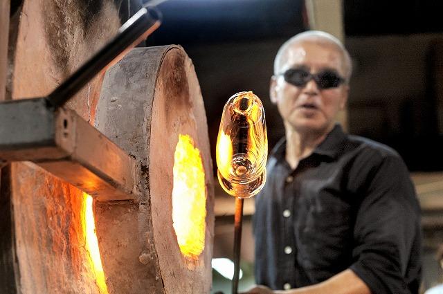 金津創作の森ガラス工房