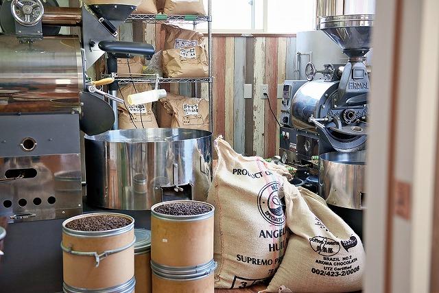 コーヒー豆の専門店 ゆとりの豆や