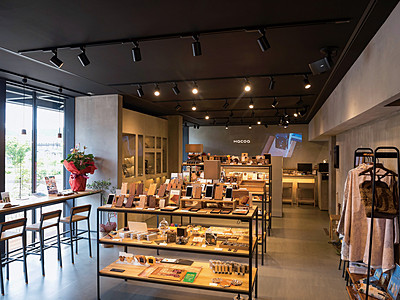 Hacoa  DIRECT STORE福井店(鯖江市西袋町)木製デザイン雑貨セレクトショップ