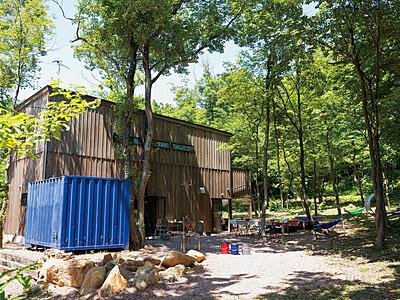 NATURAREST 453 ナチュラレスト シゴサン(坂井市三国町)日常を忘れる森林浴とバーベキュー料理