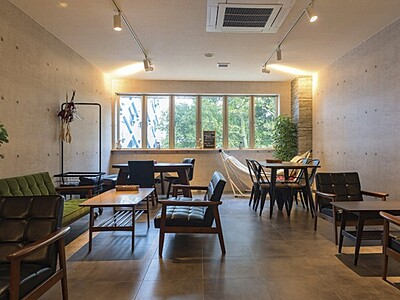 Kisaki CAFE CENTRAL PARK(キサキカフェ セントラルパーク)