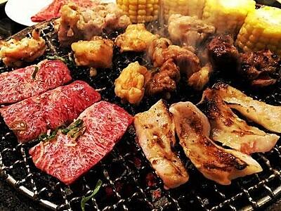 越前陶芸村BBQガーデン