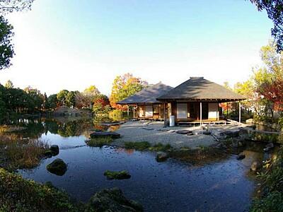 名勝 養浩館庭園