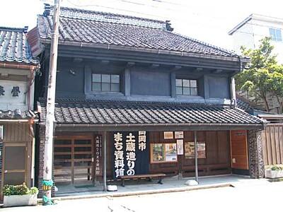 土蔵造りのまち資料館(旧室崎家住宅)