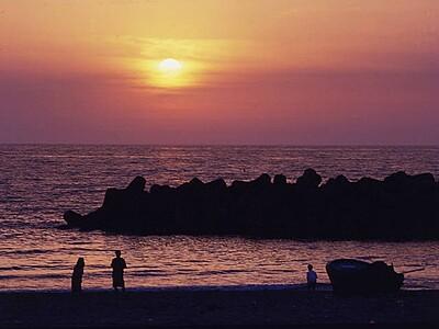 小舞子海岸