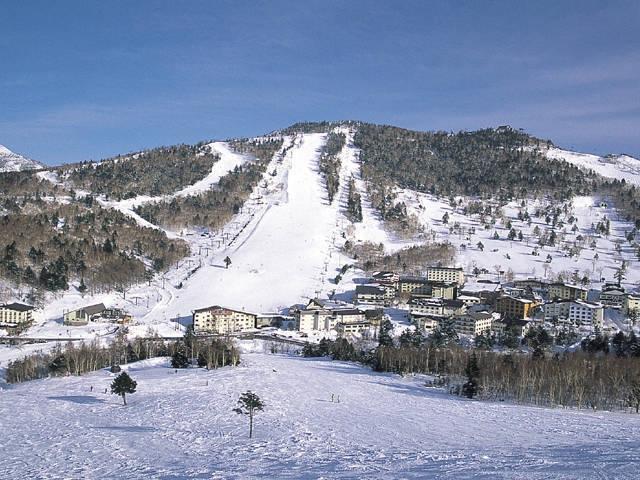 長野県 志賀高原中央エリアスキー場 北陸新幹線で行こう 北陸 信越