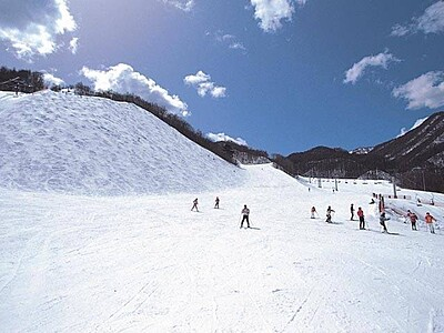 やぶはら高原スキー場